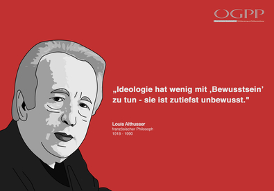 Louis Althusser Zitat