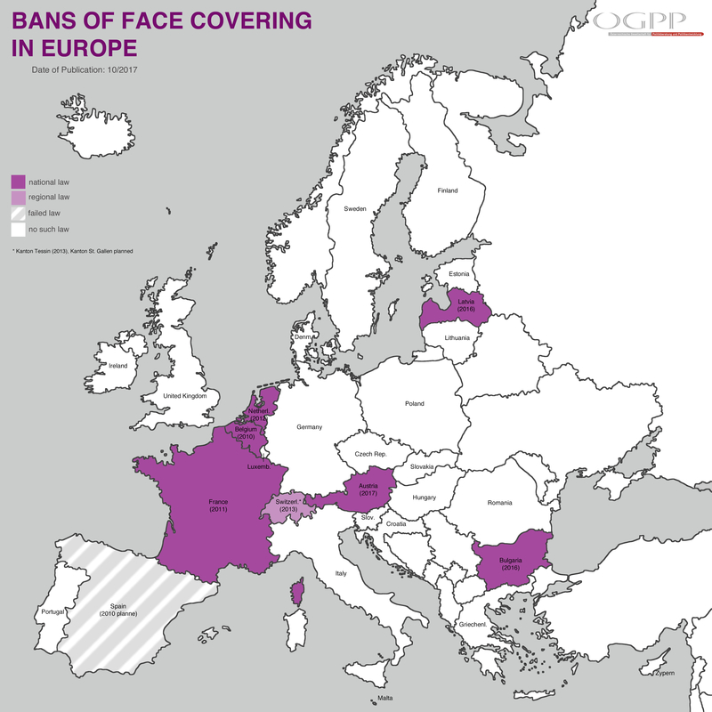 Band of face covering graphic